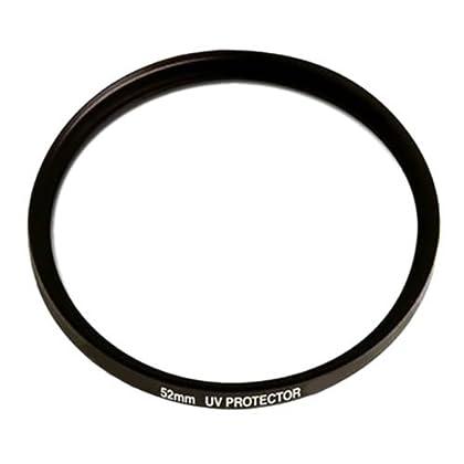 SODIAL(R) Filtro foto/video de proteccion UV, 52 mm