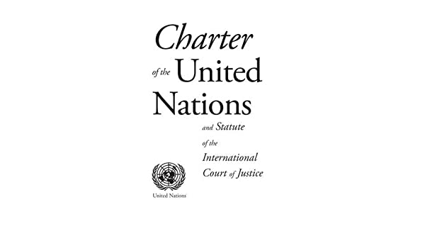 Buy Charter of the United Nations and Statute of the
