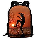 Backpacks Girl's Shoulder Bag Daypack School Season Karate Kid Traveling Bags