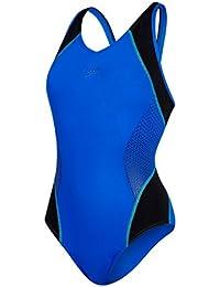 Speedo Women Fit Splice Muscleback Swimwear