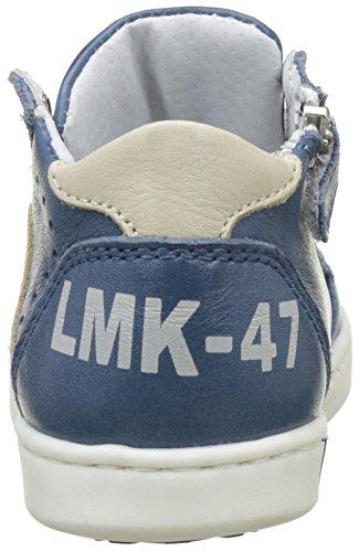 Little Mary Barry, Baskets Hautes Garçon Bleu (*Sauvage Jeans)