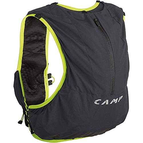 CAMP Trail Force 10 M-L - Grigio Antracite/Lime - 10 L