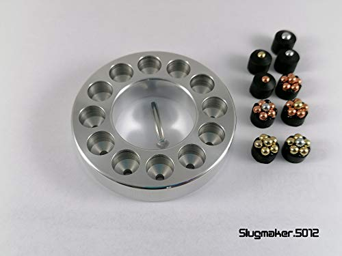 Slugmaker.5012 - DIY Geschosse für Umarex HDR50 selber Machen! Rubberballs, Kugeln Cal.50