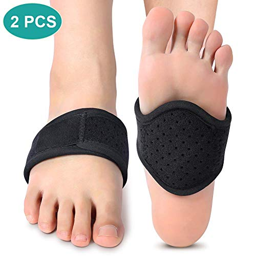 Missoul Sports Ankle Brace Compression Support Sleeve w/Free Ankle Strap-Achilles Tendon Support,Ankle Support for Ligament Damage (Support Achilles)