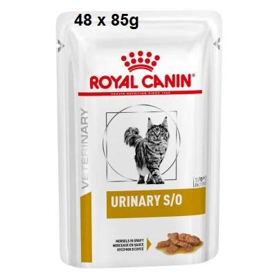 zoodiscount Royal Canin Urinary S/O Veterinary Diet in Salsa 48 x 85g