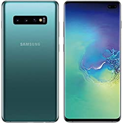 Samsung Galaxy S10+ G975F (Reconditionné) (128Go, Prisme Vert)