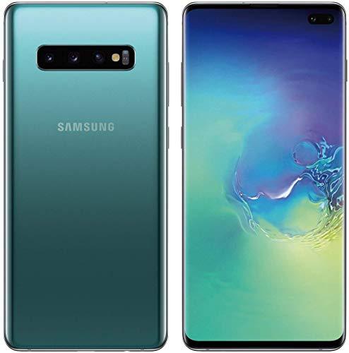 Samsung Galaxy S10+ G975F 128GB GSM Sbloccato Singolo SIM Prisma Verde (Ricondizionato)