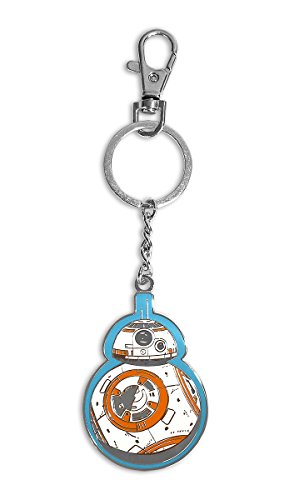 Llavero/Clip de bolso de metal Star Wars Episodio VII - BB-8