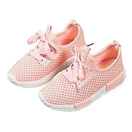 new product f8934 7a930 Daclay Scarpe per Bambini Ragazzi Ragazze Casual Mesh Sneakers Traspirante  Soft Soled Scarpe Sportive da Corsa ...