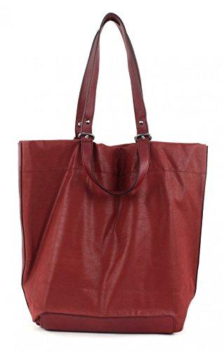Esprit Ilka Borsa a spalla 35 cm Garnet Red (Rosso) Suministro De Venta fyNuJawgMS