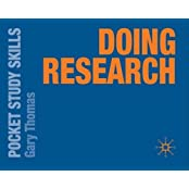 Doing Research (Pocket Study Skills) by Gary Thomas (2011-07-29)