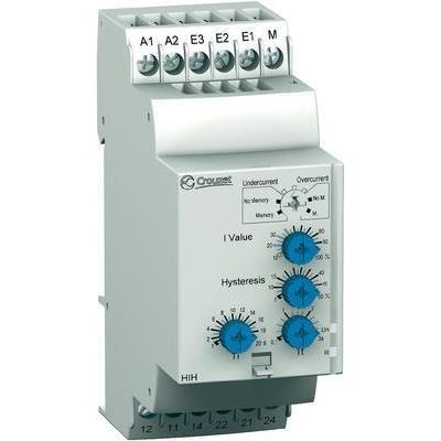 CROUZET C-LYNX - RELE CONTROL CORRIENTE HIH 24-240V