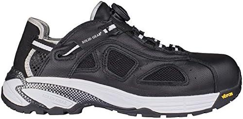 Solid Gear sg8000139 Bushido Glove – Zapatos de seguridad S1P talla 39 NEGRO