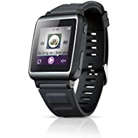 AGPTek W1- Bluetooth Lettore MP3 Orologio intelligente da Polso 16