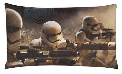 Pentone Creations 15908 Star Wars Trooper Kissen, 52 x 28 x 4 cm, braun