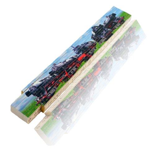 Zollstock Fahrzeuge Auswahl möglich 2m (Lokomotiven 44 0093; 41 360...)