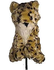 essepiemme Golf–coprilegno forme de Jaguar en polyester, flax, selon norme CE