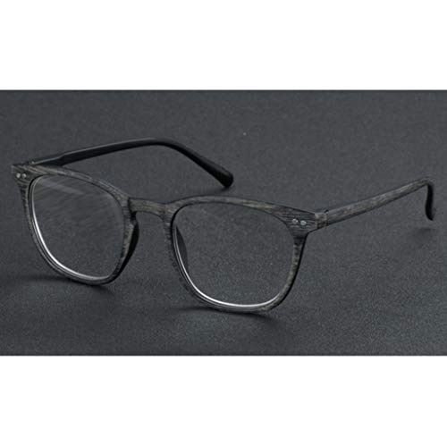 ZY Reading glasses Lesebrille, Übergang photochrome Progressive Multi-Fokus-Sonnenbrille, Strahlenschutz, UV-Schutz, Farbwechsel im Freien für Herren/Damen