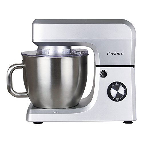 Cookmii 1800W Robot Pâtissier Robot Mélangeur...