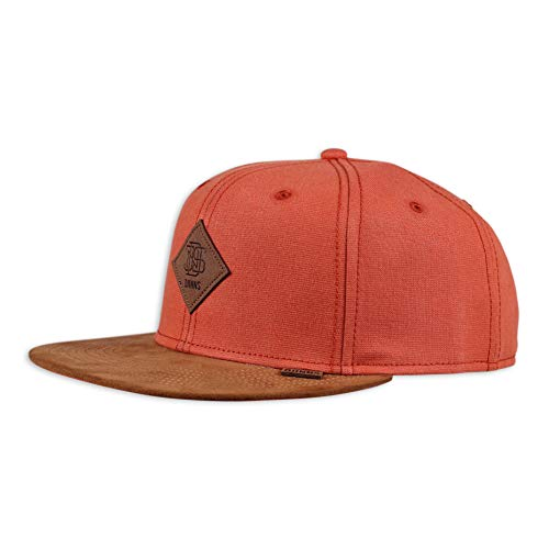 Djinns - Dull (Burned orange) - Snapback Cap Baseballcap Hat Kappe Mütze Caps