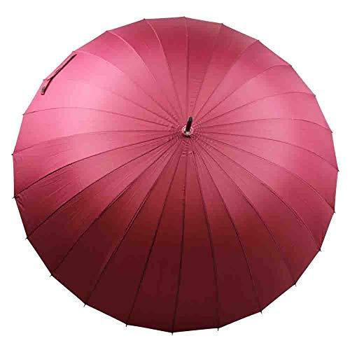 YSKGZ Paraguas Paraguas De Barra Recta Golpeó El