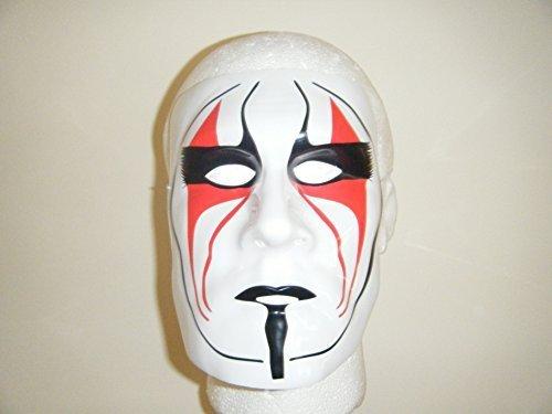 Sting - The Vigilante - Wrestling Plastik Maske