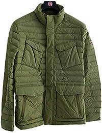 Giacca Giubbotto Piumino Colmar Uomo Verde Jacket Man Green 1259