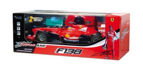 Mac Due XQ 501463 - Ferrari F138, Scala 1:12