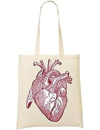 Heart Bolso De Mano Bolsa De La Compra