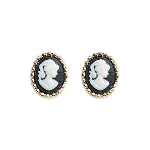 rimchen Ohrringe Ohrstecker Modeschmuck klein Gemme