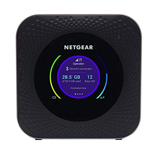 NETGEAR MR1100-100EUS Routeur mobile 4G...