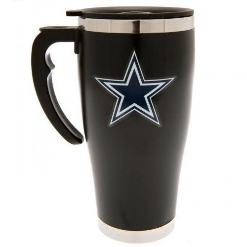 NFL Football DALLAS COWBOYS Travel Mug Thermotasse Kaffeetasse Tasse