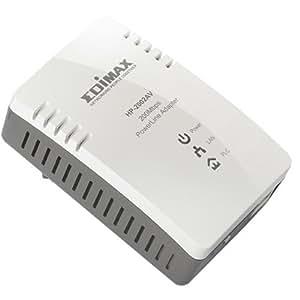 Edimax HP-2002AV Adaptateur CPL 200 Mbps