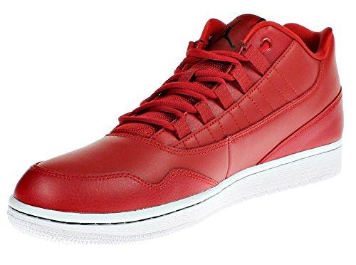 Nike Jordan Executive Low, Scarpe da Basket Uomo, 9 EU Rosso (Rojo (Gym Red / Black-White))