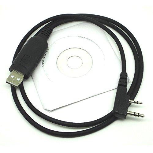 Amsamotion USB câble de programmation Quan Sheng radios Tg-2at Tg-22at Tg-25at Tg-42at 45 à