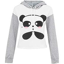 ... j peux pas je promene mon panda ref 2326. de YouDesign. EUR 13,99 ·  Cartoon Encapuchonné Pull Chaud Manteau Automne Hiver Imprimer Panda Sweat- Shirt ... f375071a5afd