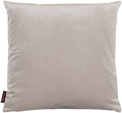 Magma Kissenhülle Charme Glanzsatin & Samt 40x40 cm oder 50x50 cm in vers. Fa... -