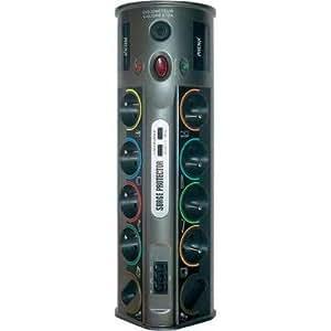 Phenix MPR-15U Multiprises parafoudres 8 prises + 2 prises 6 A