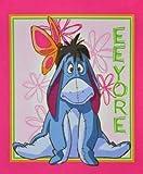 Disney 's Eeyore Winnie The Pooh Panel Baumwolle Print