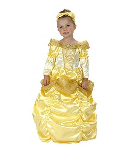 Imagen de disfraz de princesa bella  7 9 años