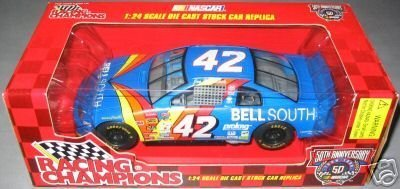 1998-50th-anniversary-collectible-racing-champion-bellsouth-42-car-joe-nemecheck-by-racing-champion