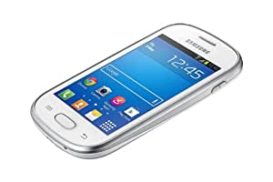 Samsung Galaxy Fame Lite GT-S6790NW Blanc - Smartphone 3G+ avec écran tactile 3.5`` sous Android 4.1