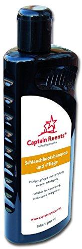 Schlauchboot Shampoo und Pflege natürlich von Captain Reents