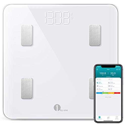 1 BY ONE Wireless Smart Scale