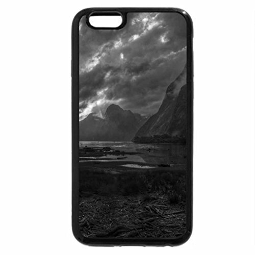 iphone-3s-iphone-6-etui-noir-et-blanc-sombres-nuages-drapage-fonce-montagnes