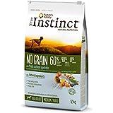 True Instinct Sans Céréales Adult Medium-Maxi Saumon Nourriture pour Chien 12 kg
