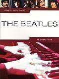 Really Easy Piano: The Beatles