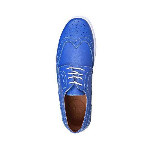 Pierre Cardin LUCIEN Chaussures à lacets Homme BLU