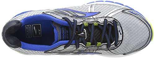 Brooks Adrenaline Gts 15 M, Running Homme Multicolore (White Olympic/Lime Punch)