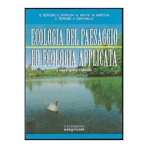Ecologia del paesaggio ed ecologia applicata